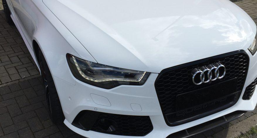 Audi RS 6 | Ceramic Pro Versieglungen | Ceramic Pro Light Schicht